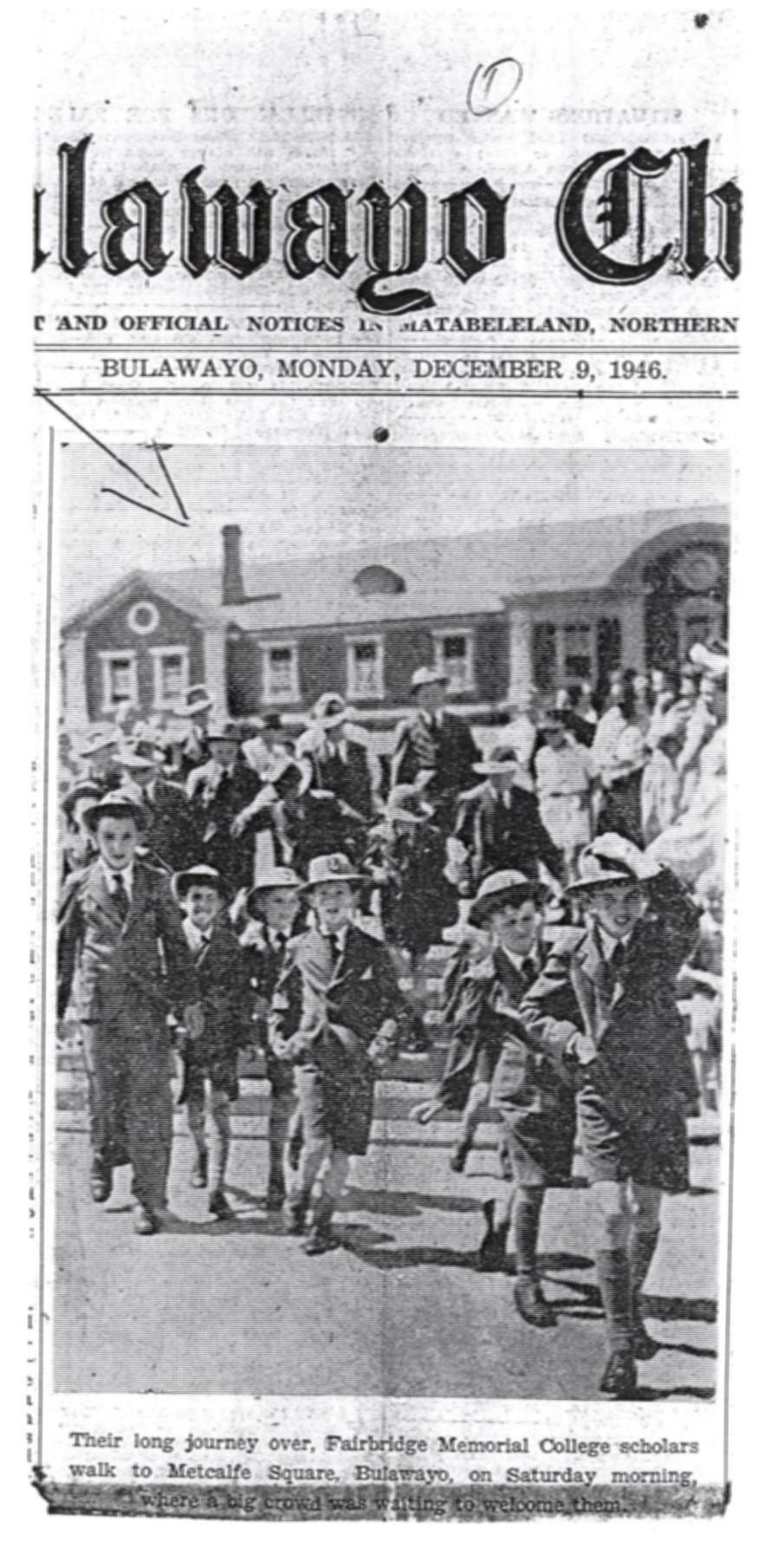 1946 Dec 9th Bulawayo Chronicle.jpg