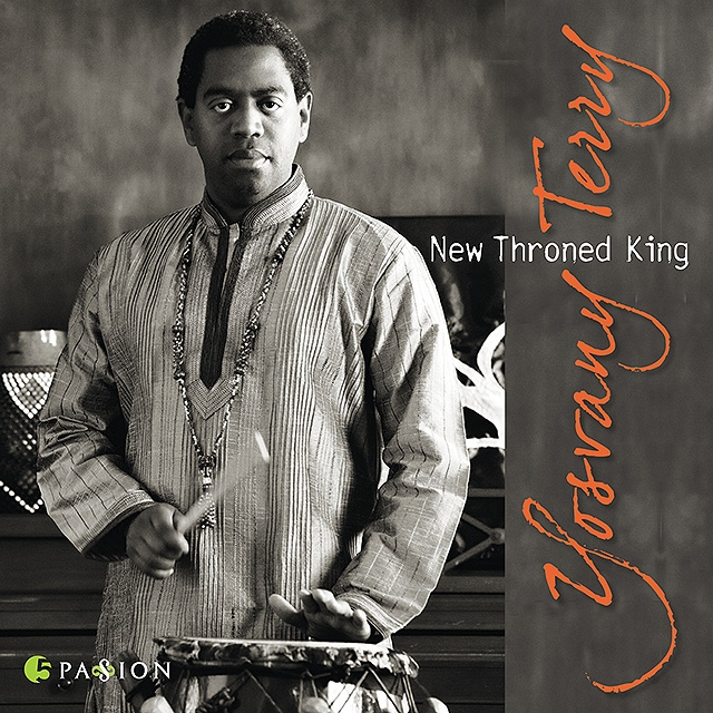 Throned King