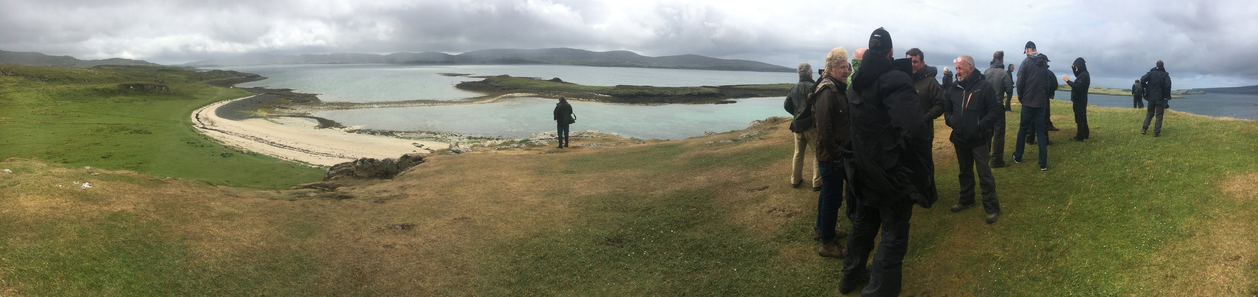 On Skye looking into spots for Outlaw King