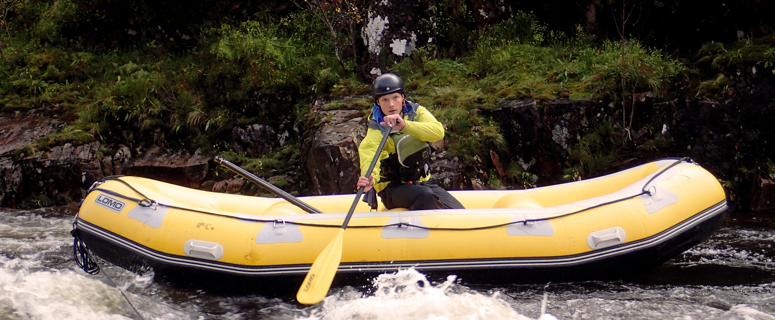 Joe Kirk Rafting Outlaw King.JPG