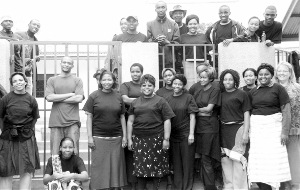 Arusha Academy Staff