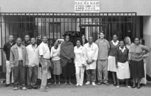 Olorien Clinic Staff