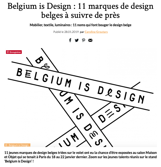 Enso by Mira Deco Idee Belgique Presse.png