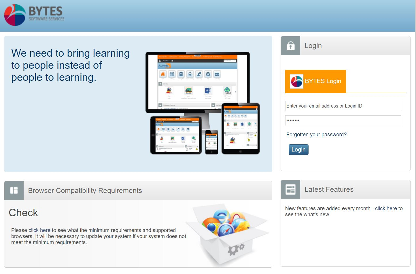 Everything eLearning Cloud LMS