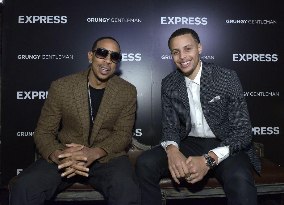 Ludacris | Stephen Curry