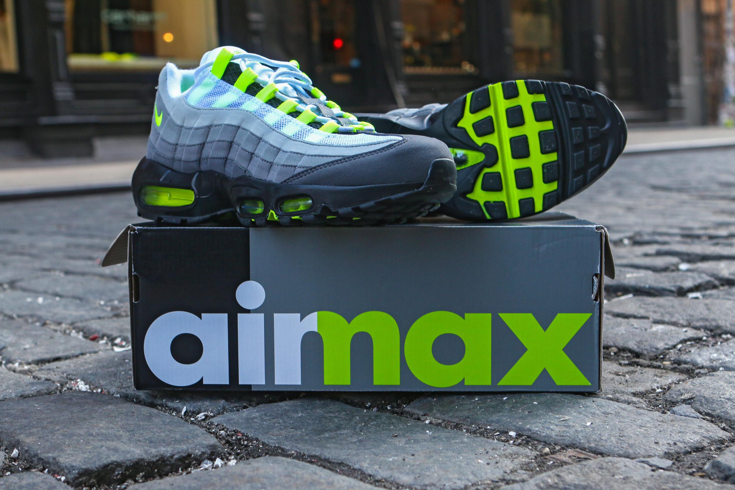 Nike Air Max 95 2015