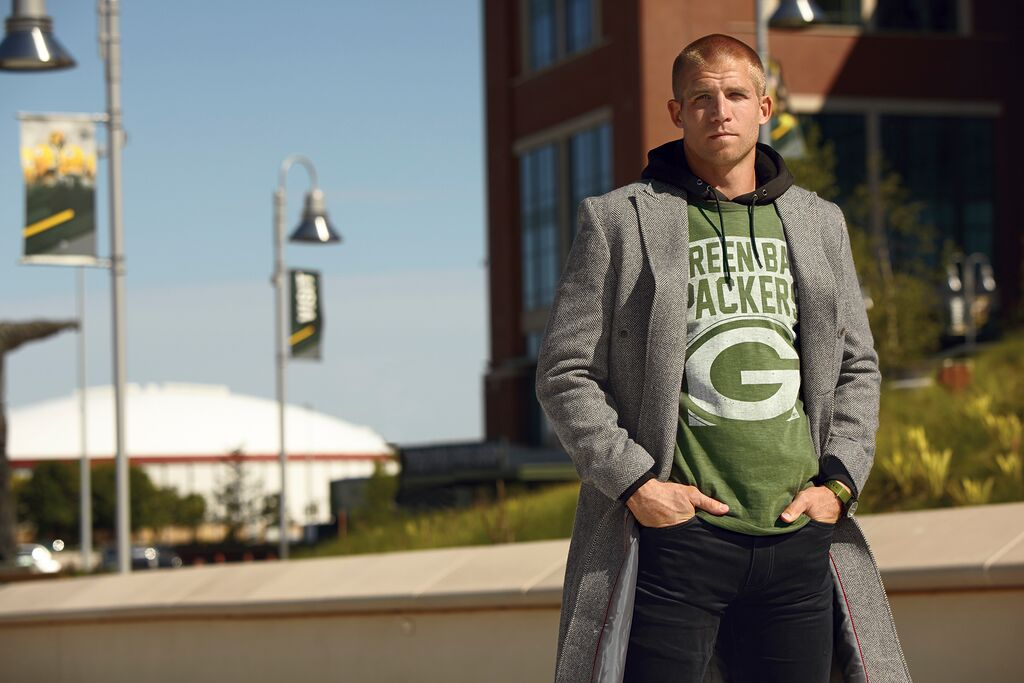 crisp + collected | JORDY NELSON