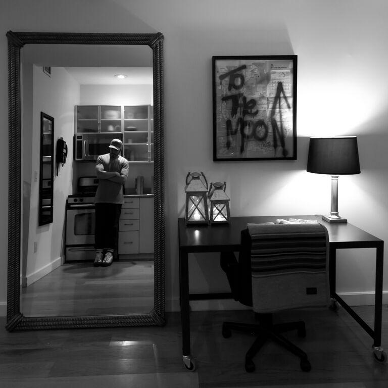 Jace Lipstein |  Mirror by Bassett