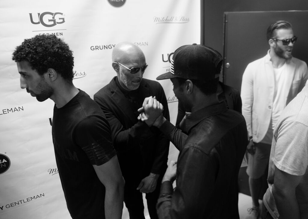 NYFW Men's | Grungy Gentleman SS16