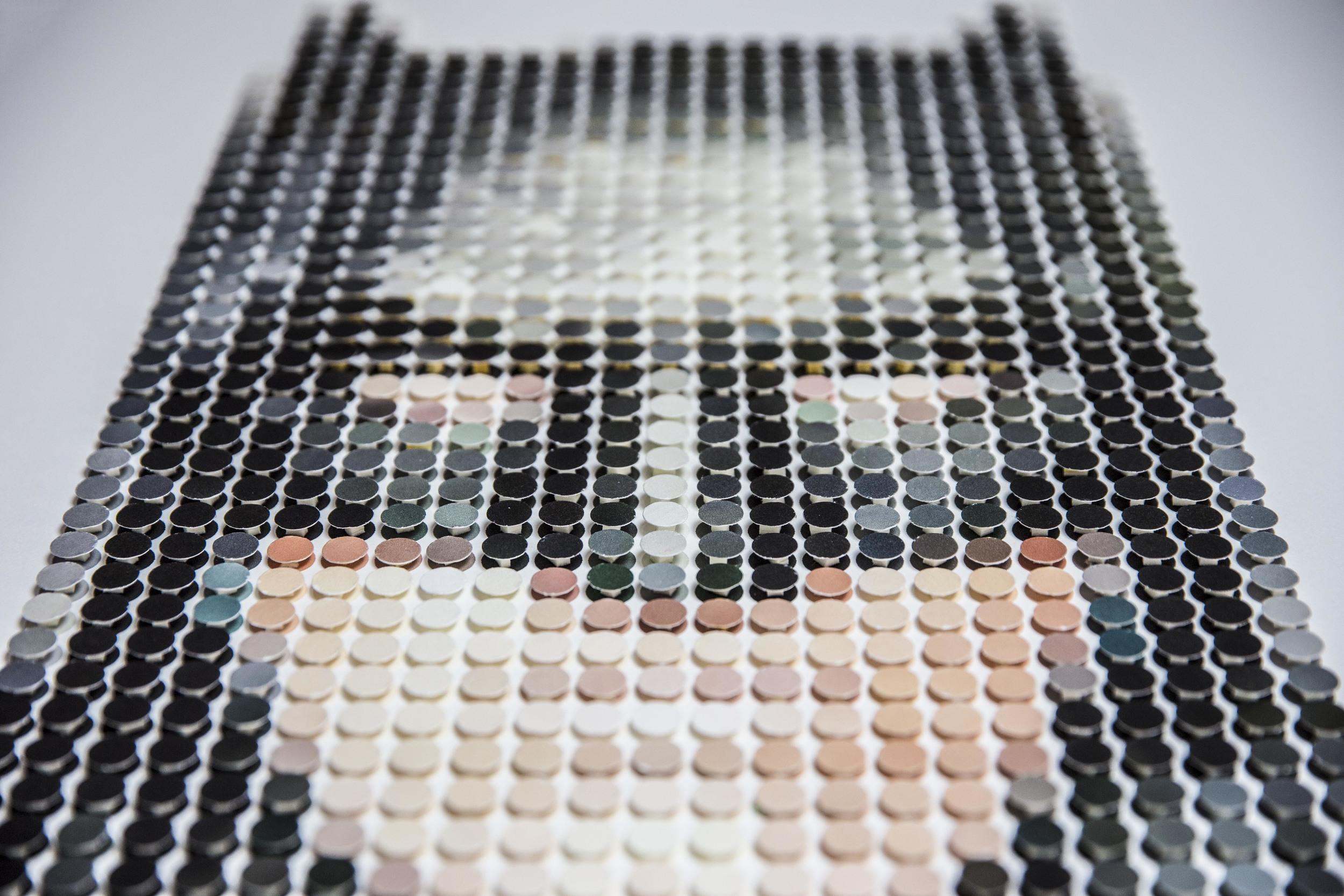 Batman Pixel Art Tobias Batz