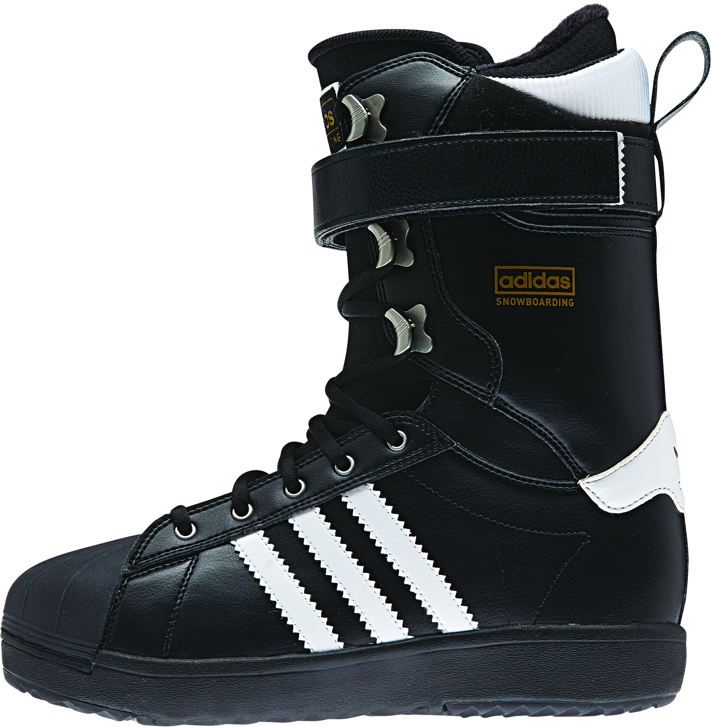 Adidas Superstar Snow Boots, $300