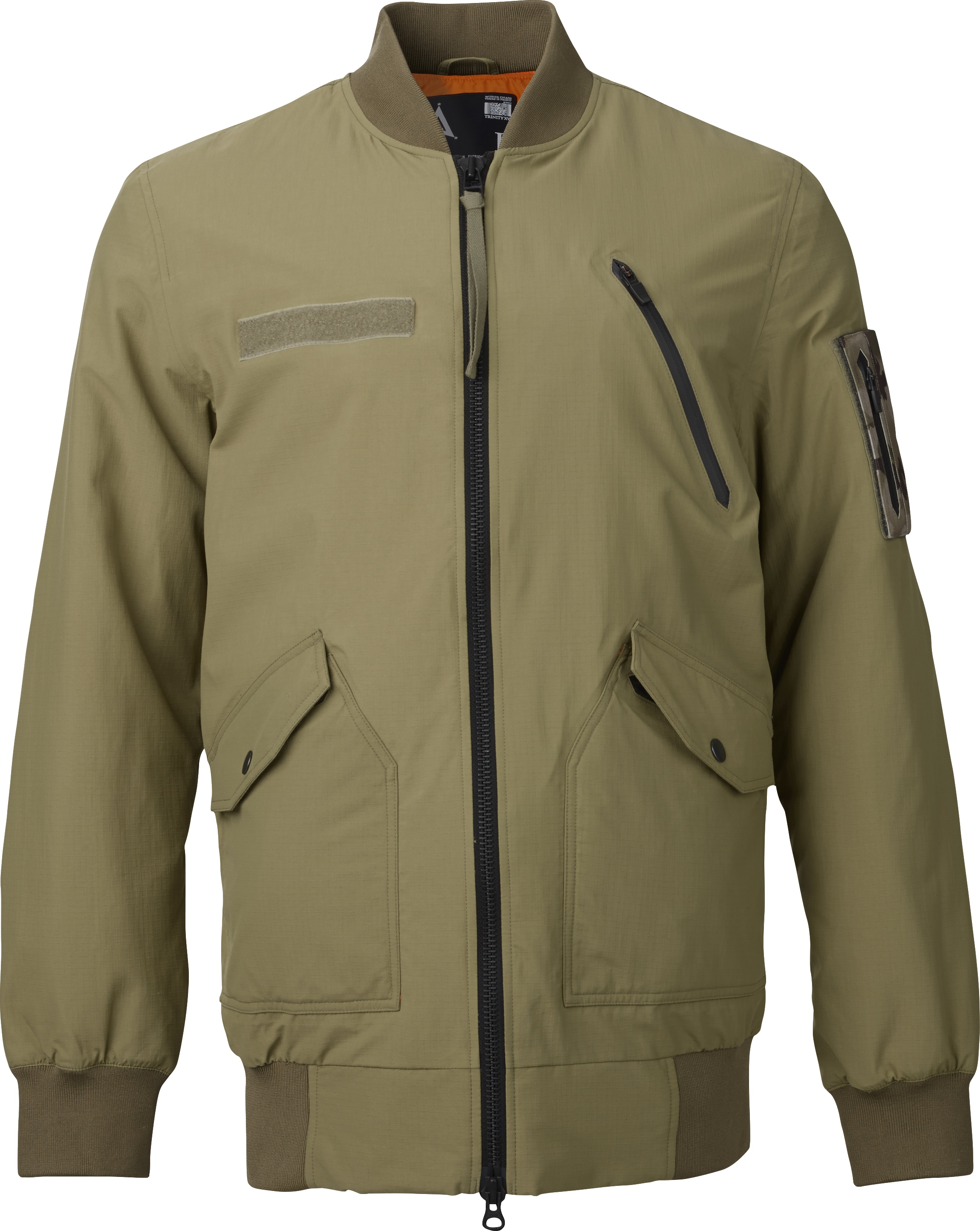 Burton x UNDEFEATED x Alpha Industries MA-1 Flight Jacket, $250