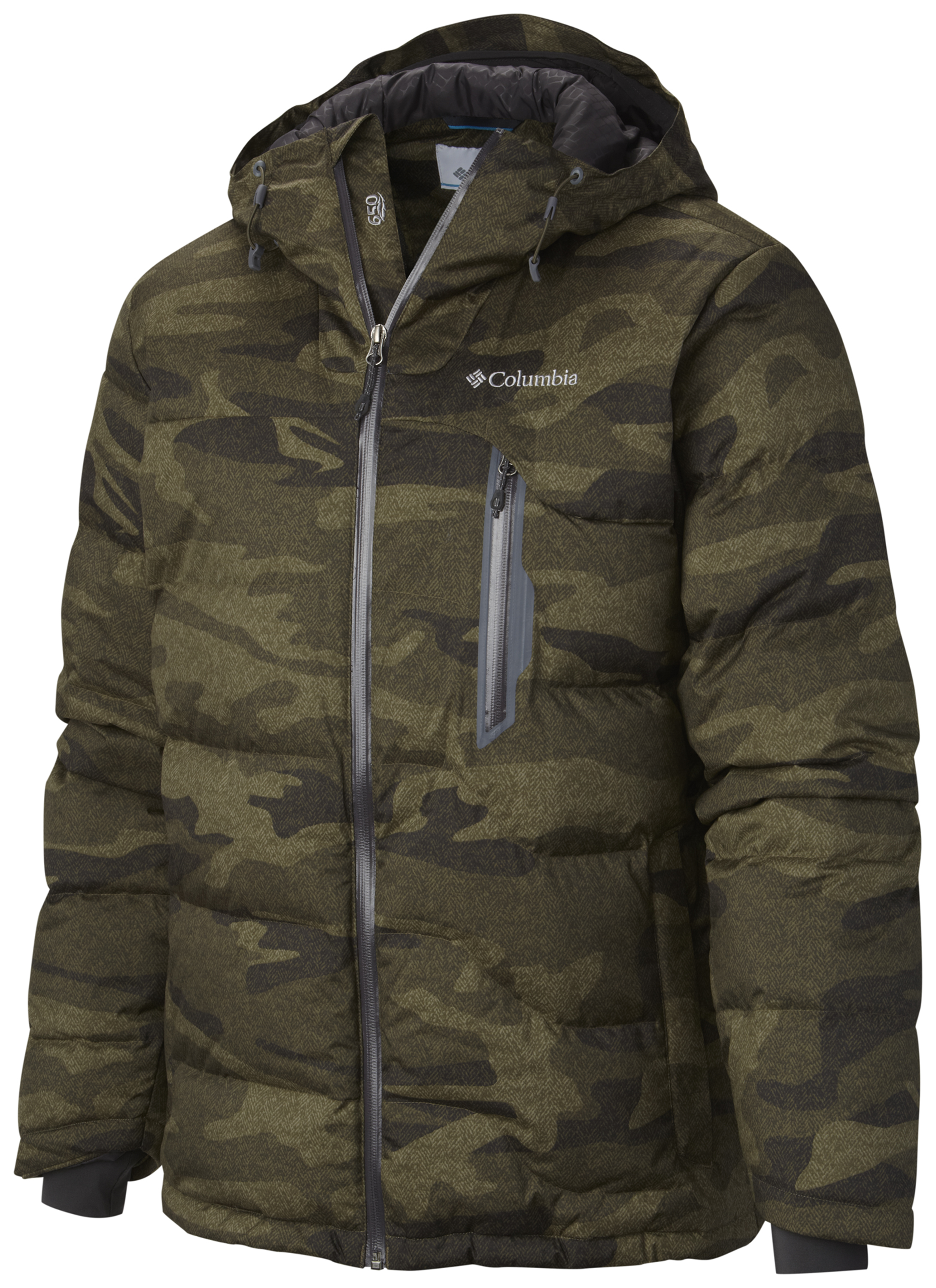 Columbia Powder Down™ Jacket, $175