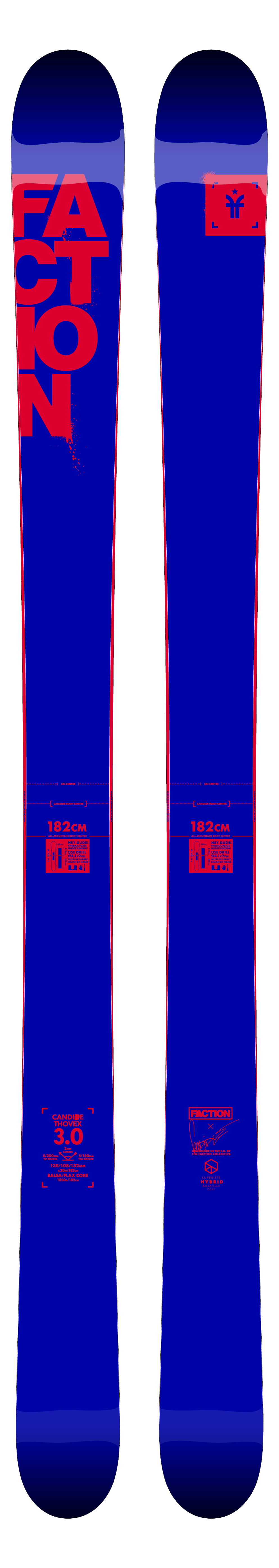 Faction Skis Candide 3.0, $980