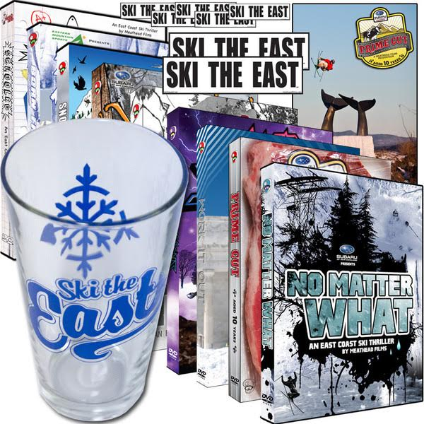 Ski The East Rainy Day East Coast Survival Kit, $120