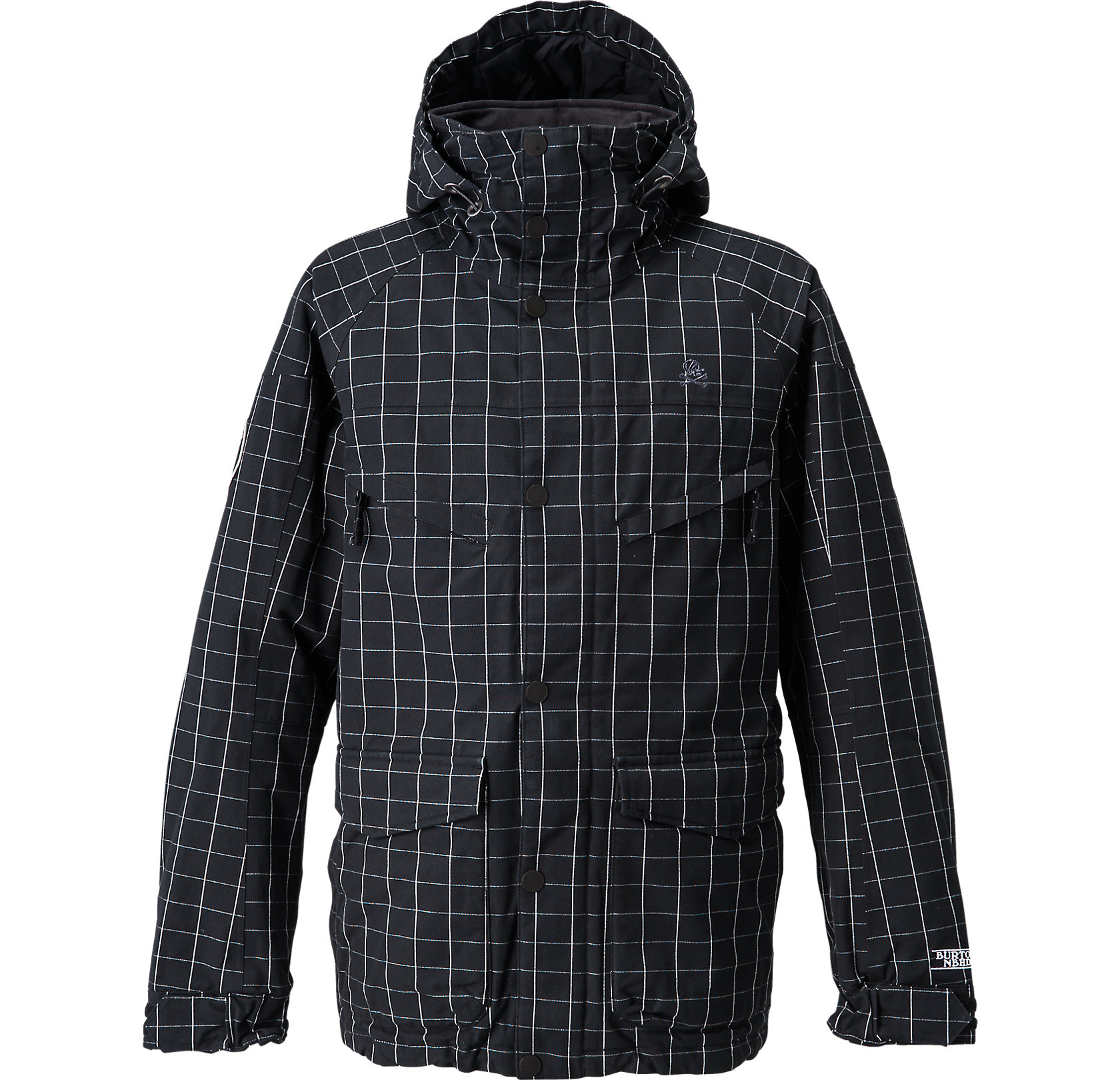 BURTON x NEIGHBORHOOD Frontier Jacket, $910