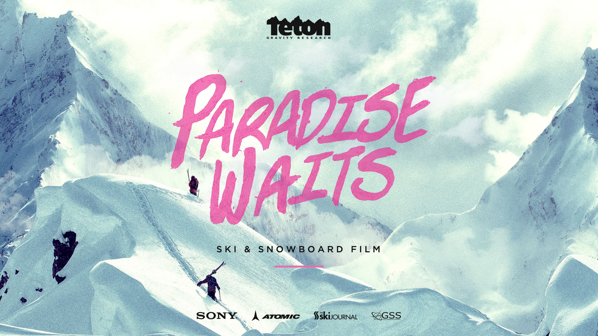 Teton Gravity Research Presents Paradise Waits DVD/Blu-Ray Combo Pack, $30