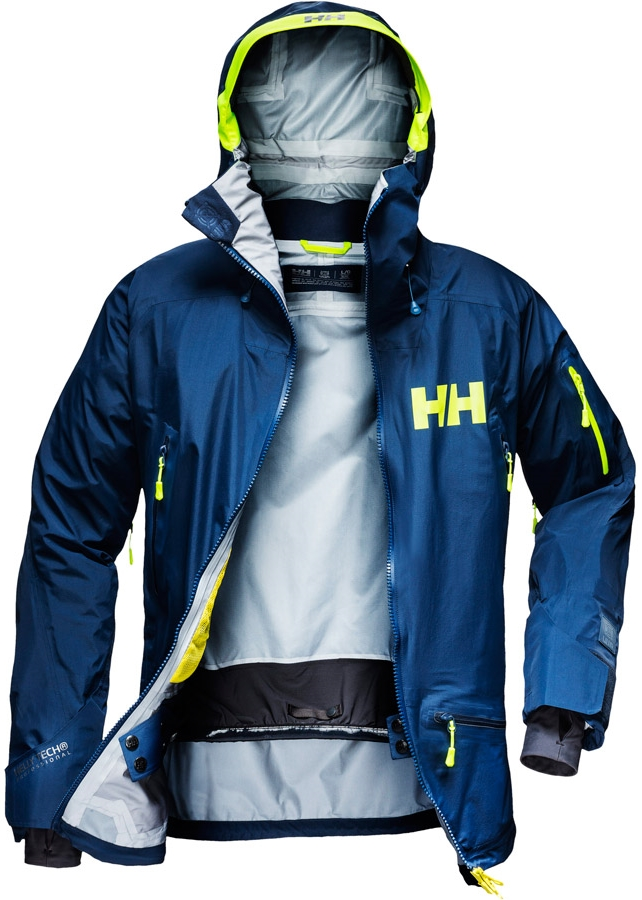 Helly Hansen Ridge Shell Jacket, $500