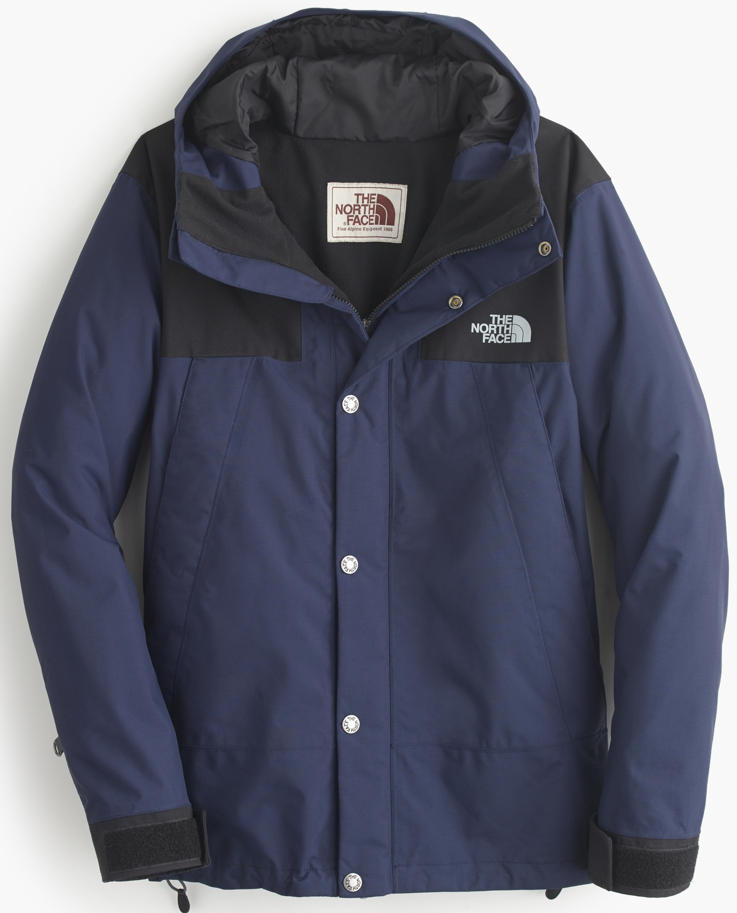 J.Crew x The North Face® Mountain Jacket, $250