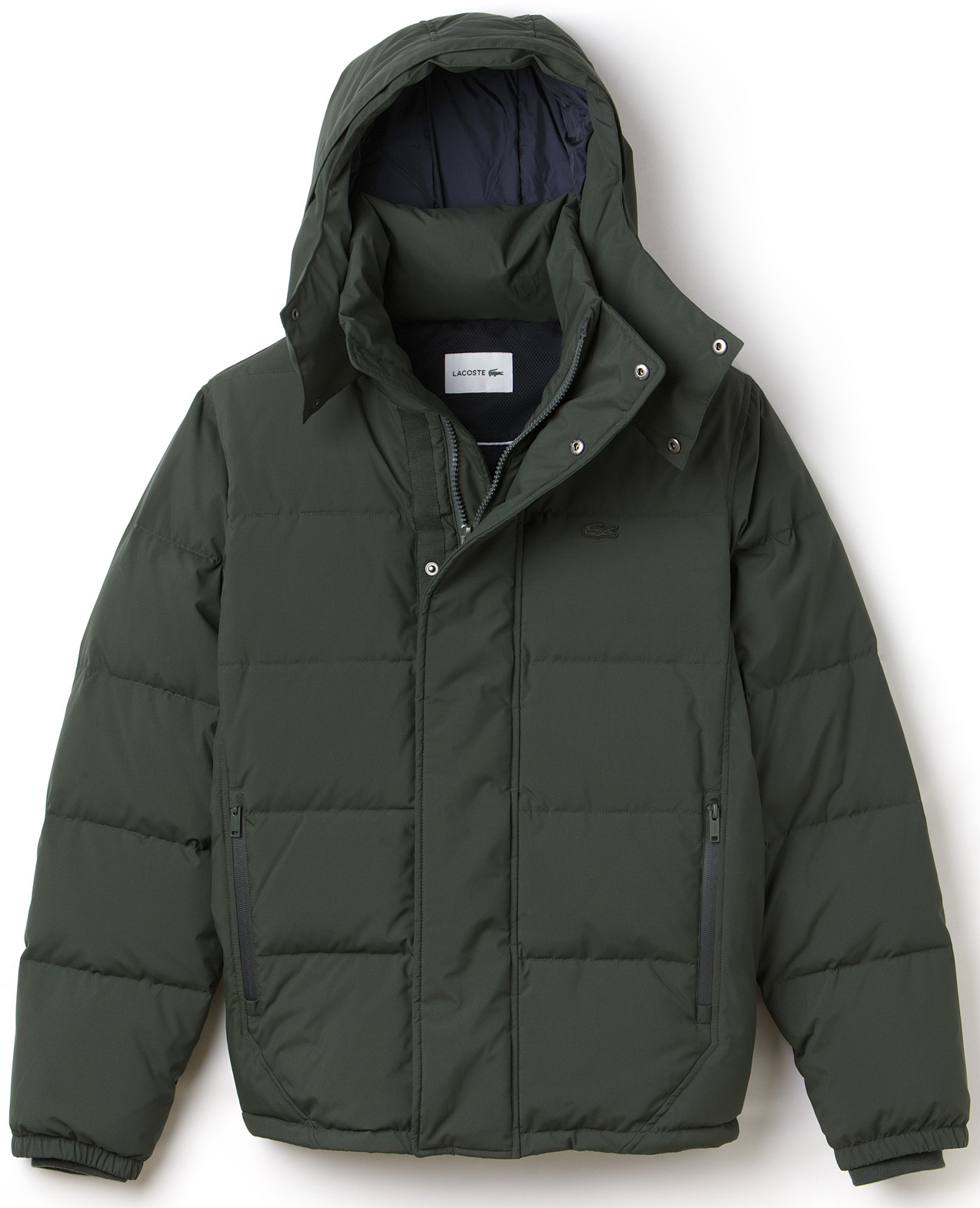 Lacoste Winter Weight Down Jacket, $395