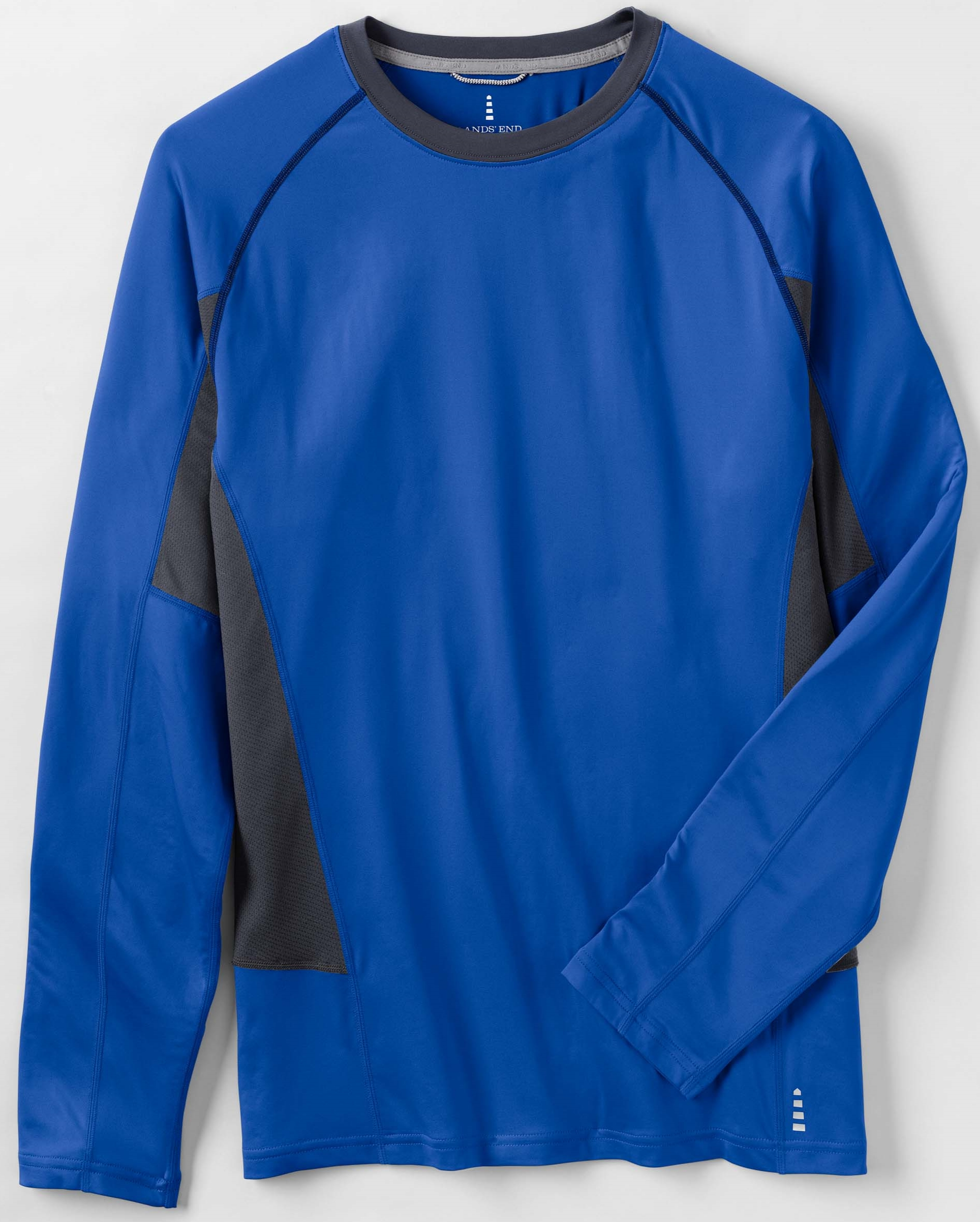Lands' End Thermaskin Active Long Sleeve Crew, $44