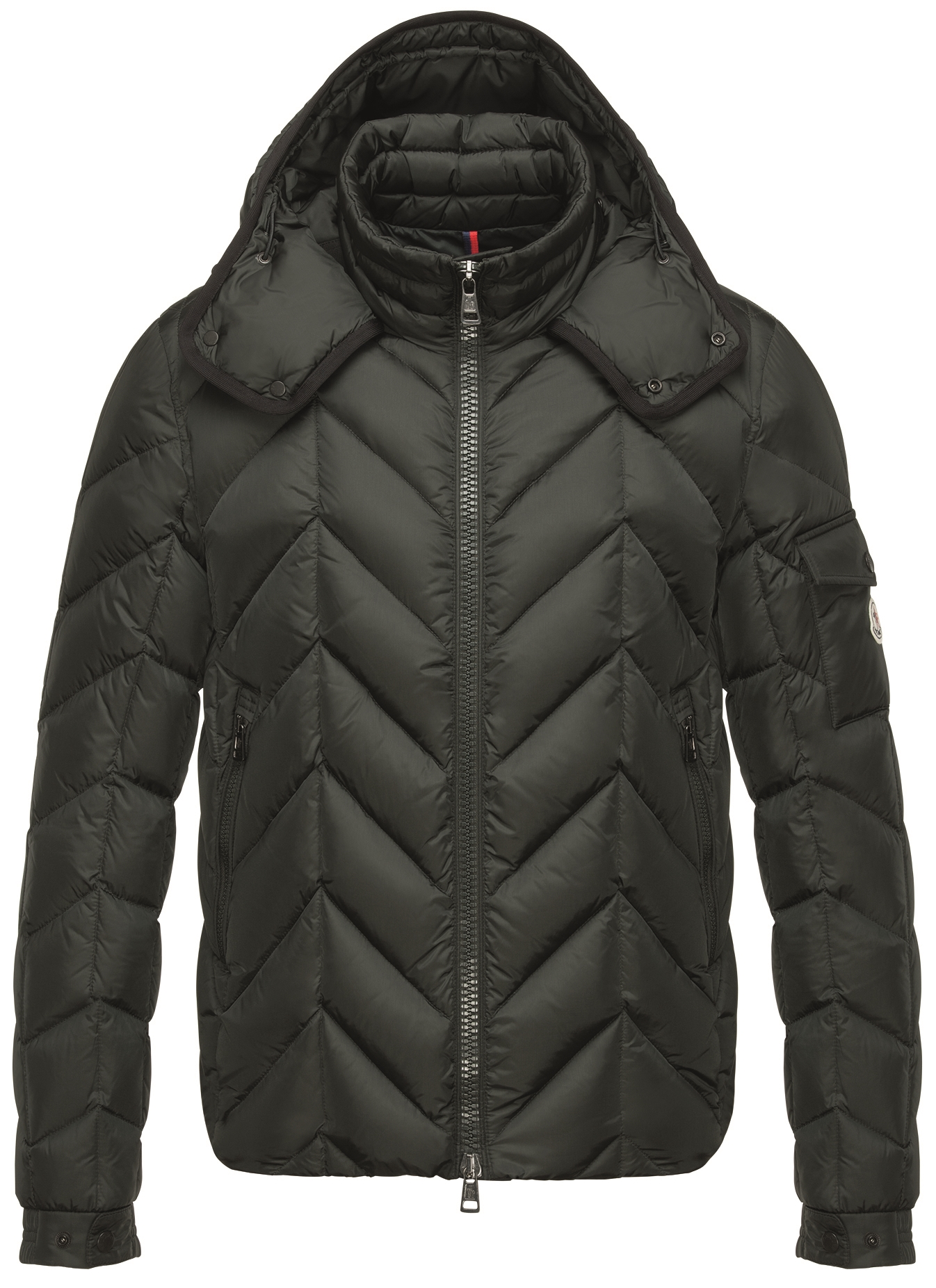 Moncler Berriat Padded Jacket, $1,435