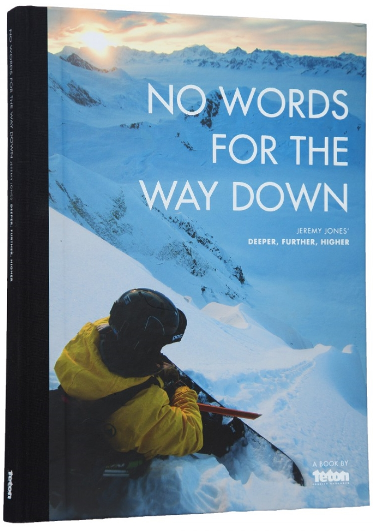 Teton Gravity Research Presents Jeremy Jones' No Words For The Way Down, $60