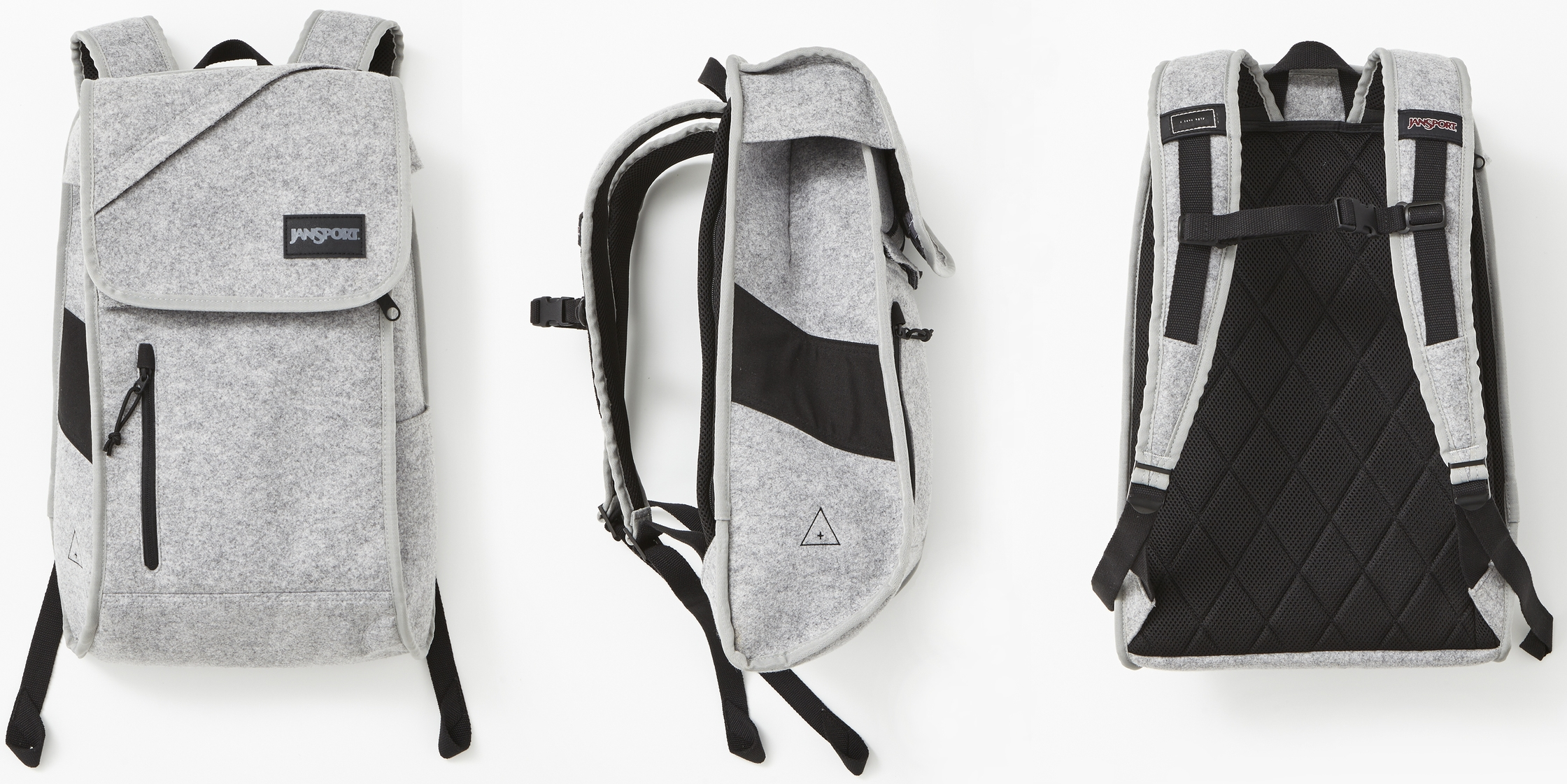I Love Ugly x Jansport Iron Sight Pack, $95