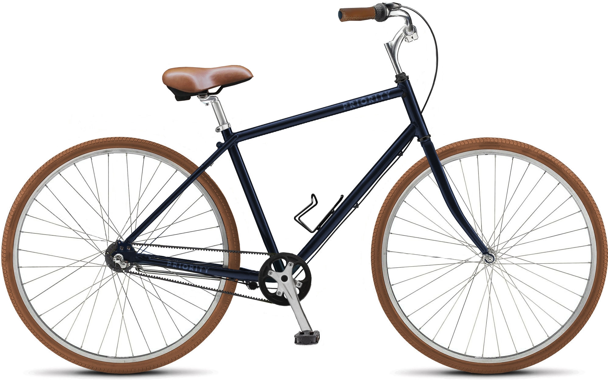 Priority Bicycles Classic Diamond Frame, $430