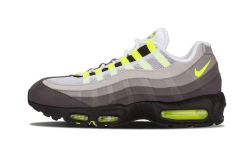 Proceso de fabricación de carreteras Si etiqueta  Best Nike Air Max 95's via Stadium Goods eBay — Grungy Gentleman