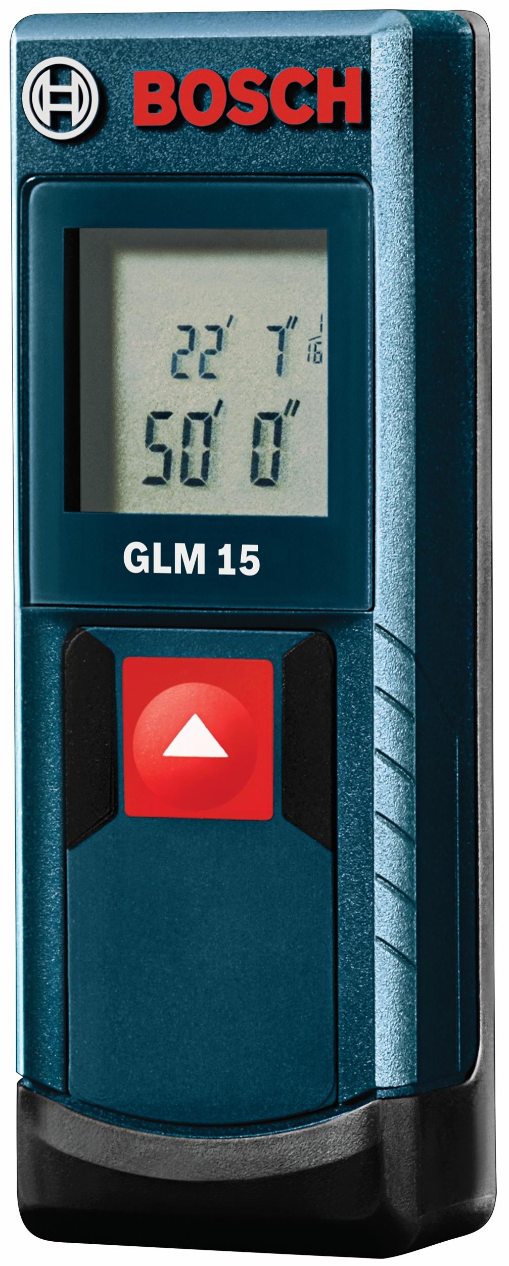 Bosch GLM 15 50 ft. Laser Measure, $50