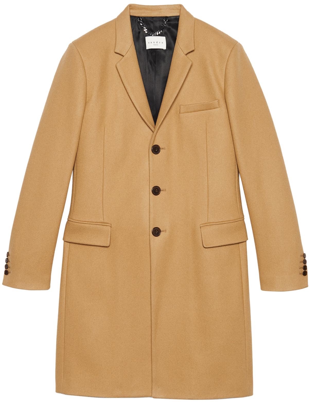 Sandro Apollo Coat, $775