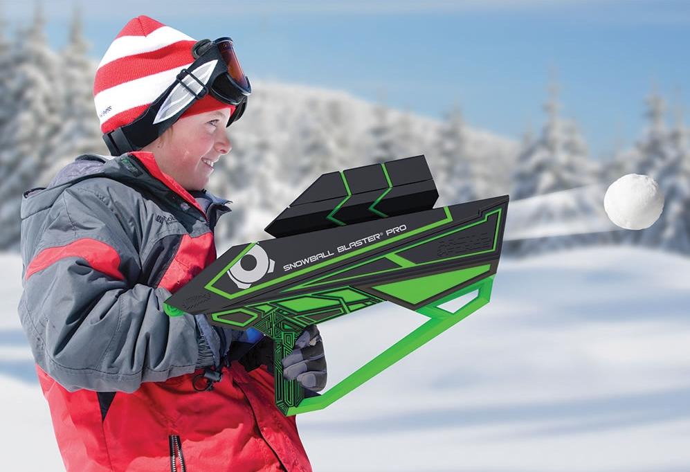 Snowball Blaster Pro, $35