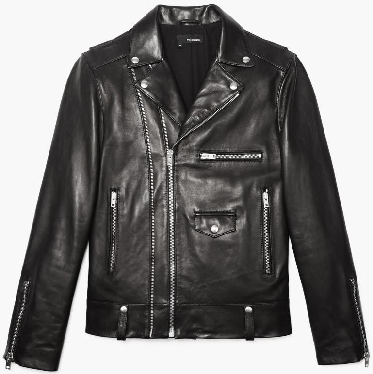 The Kooples Biker Jacket, $712