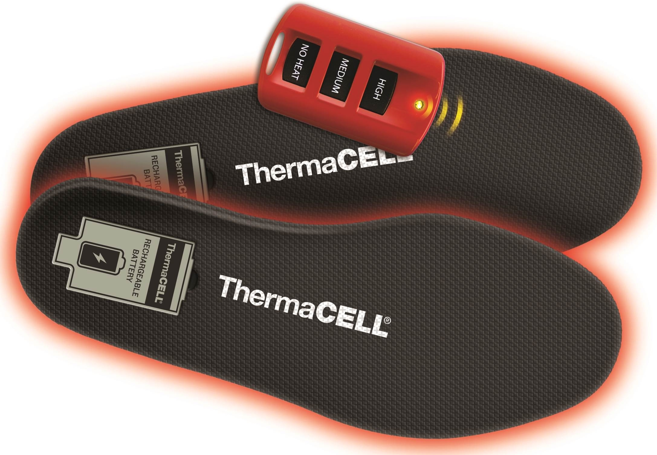 ThermaCELL Original Heated Insoles, $135