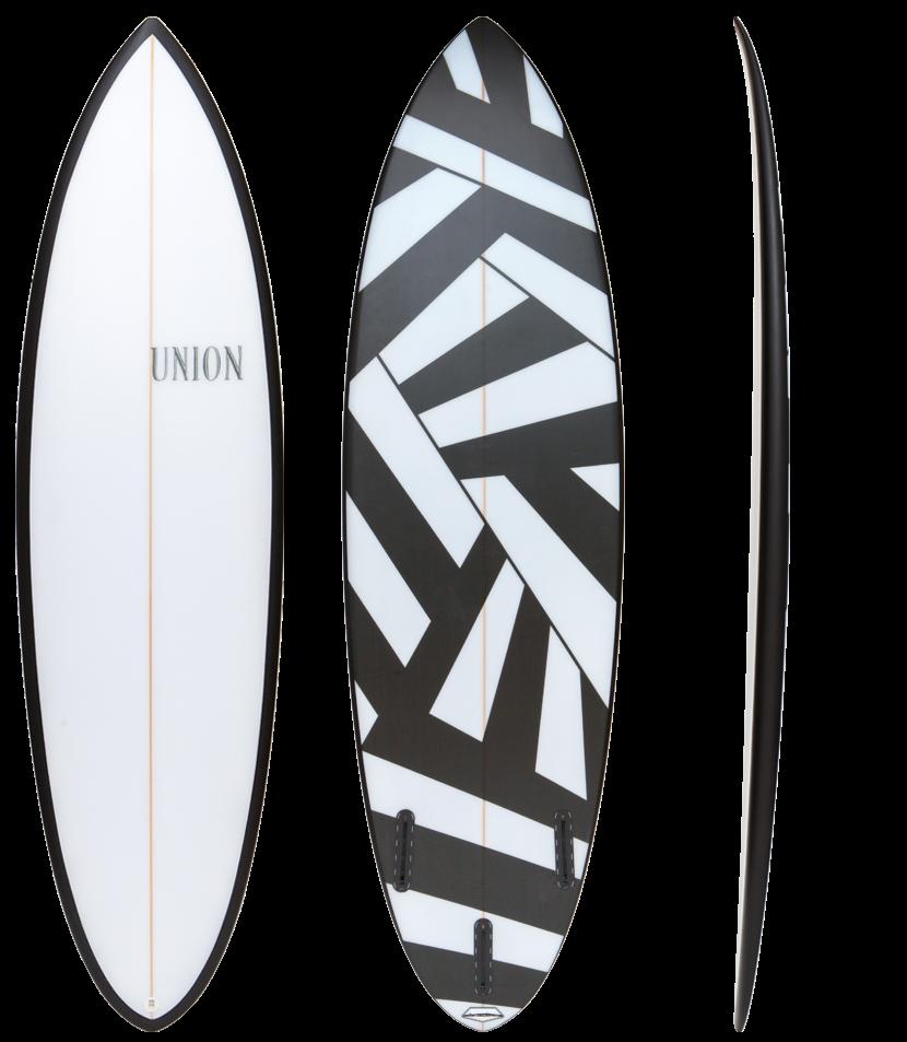 Union Surfboards 'The Razzle', $750