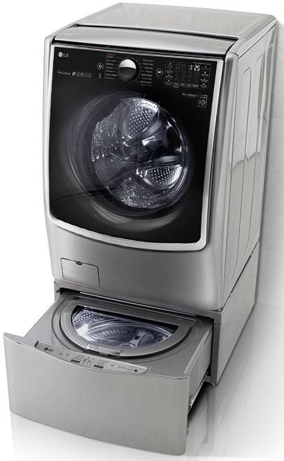 LG TWIN Wash™, $699-$779 for SideKick Pedestal Washer