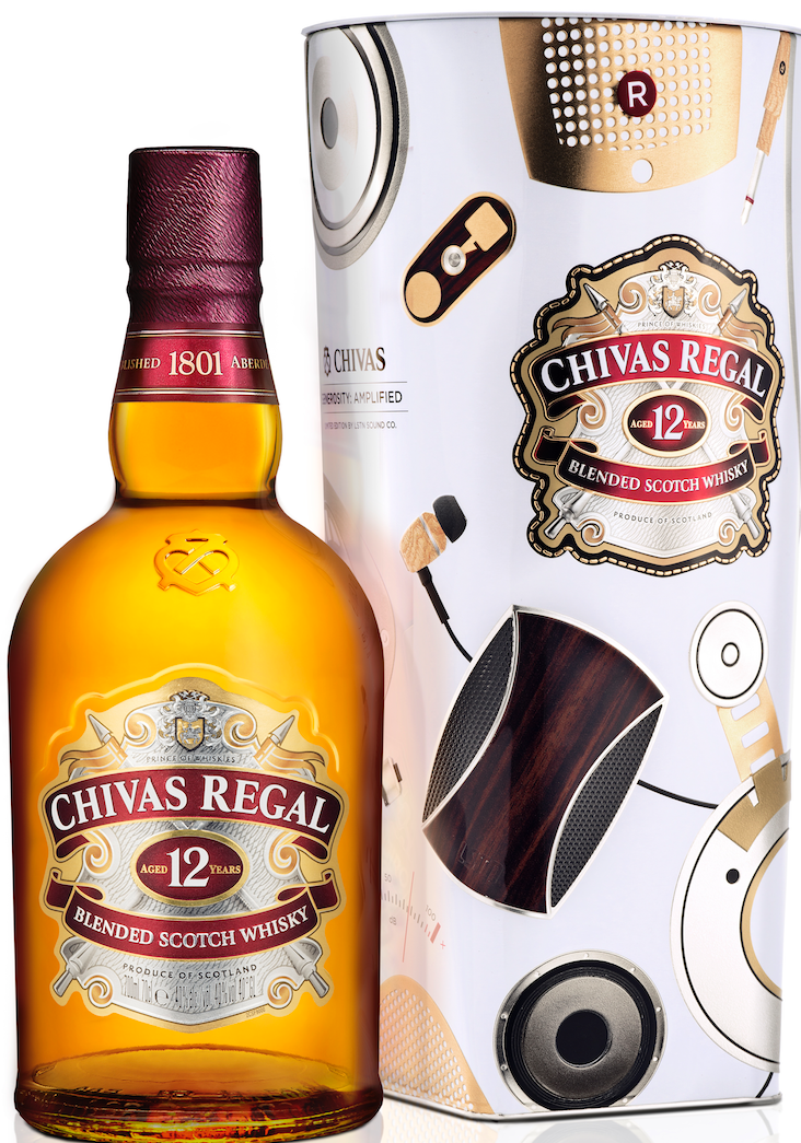 Chivas Regal 12 Year Old Blended Scotch Whiskey (750 mL), $28.99