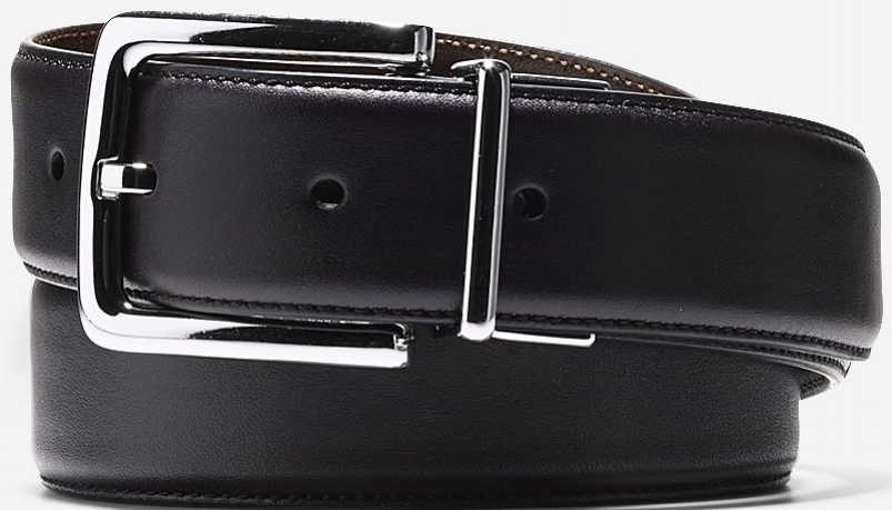 Cole Haan 32mm Reversible Dress Leather Belt, $90