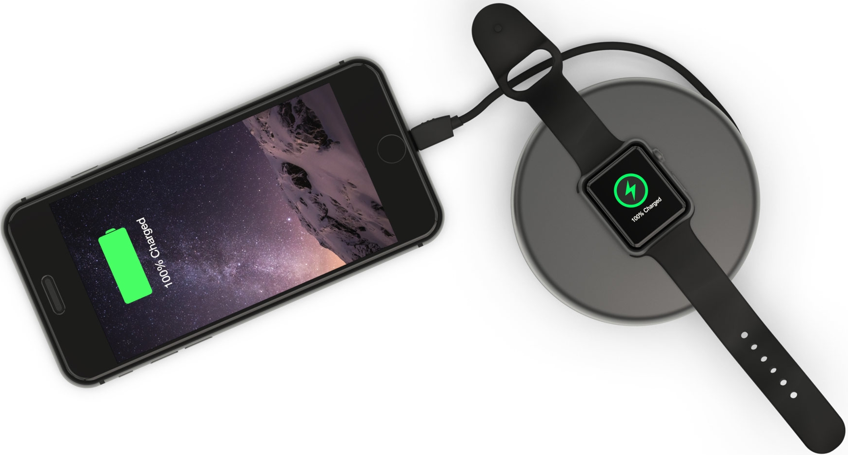 Nomad Goods  Space Gray Pod Pro for iPhone, $69.95
