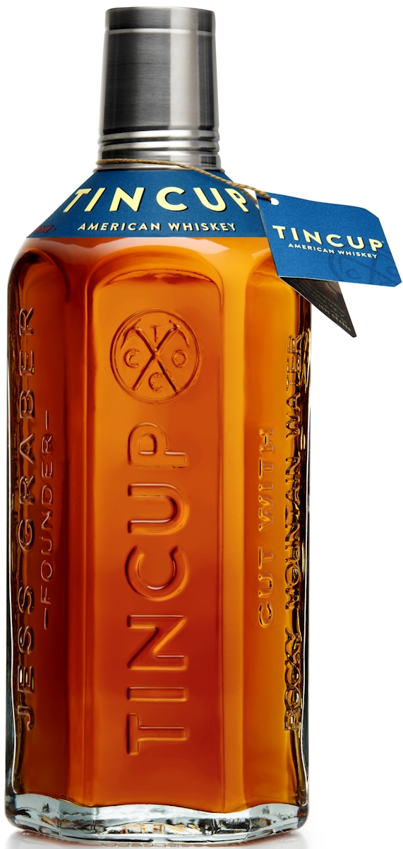 Tincup American Whiskey (750mL), $29