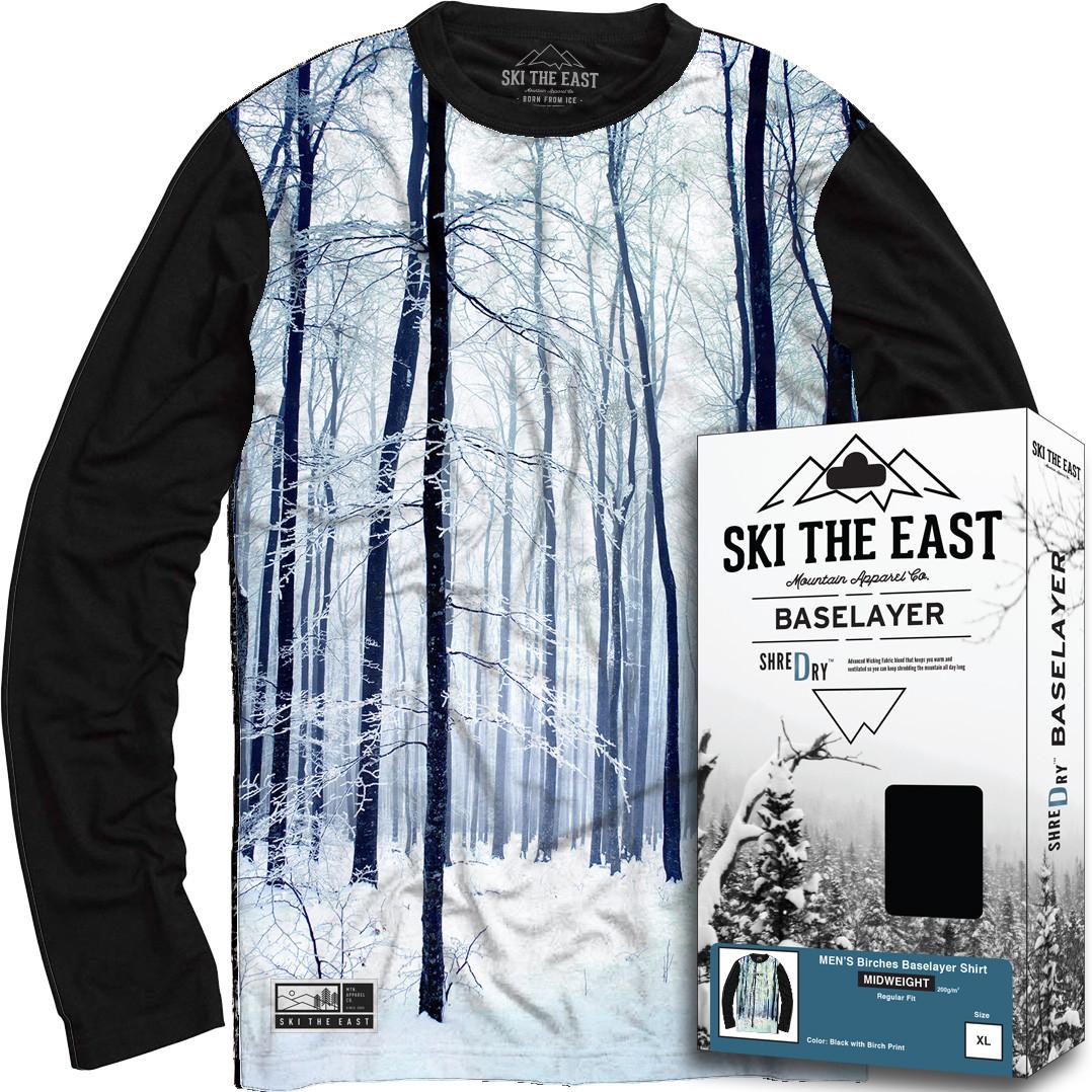 Ski The East Glades Baselayer Shirt, $58