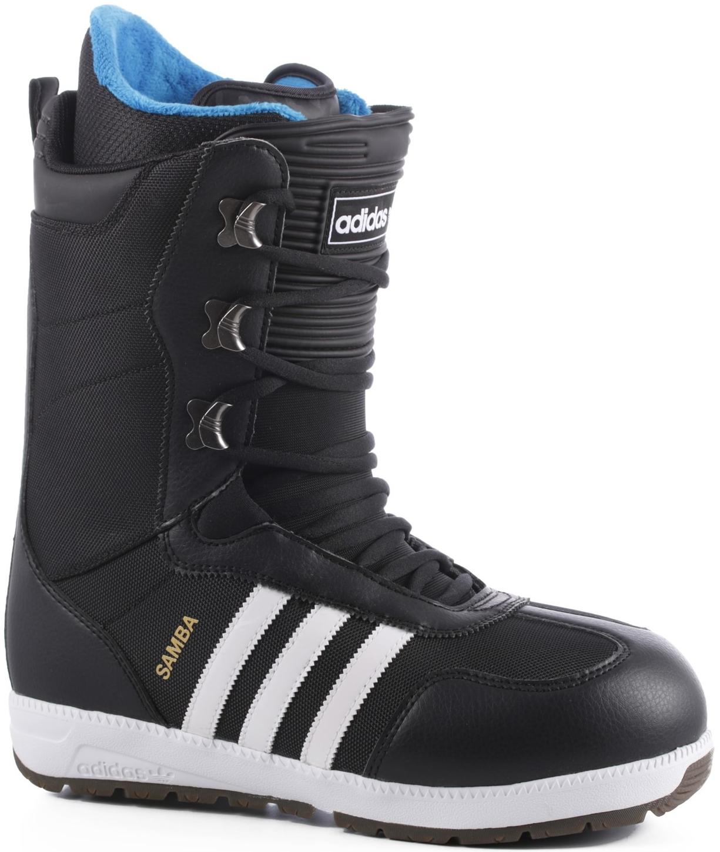 adidas Originals The Samba Snowboarding Boots, $250