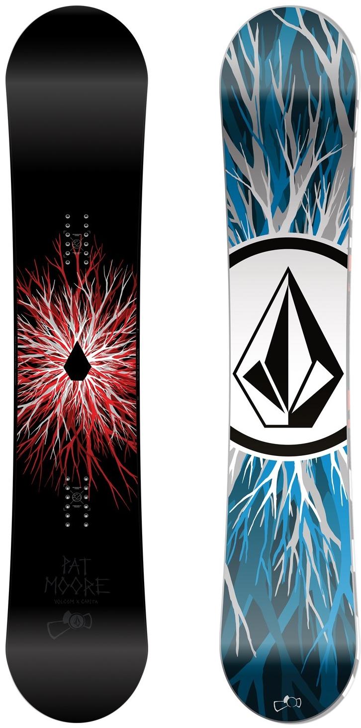 CAPiTA x Volcom Pat Moore Pro Snowboard, $459.95