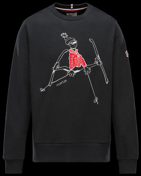 Moncler Grenoble Sweatshirt, $460