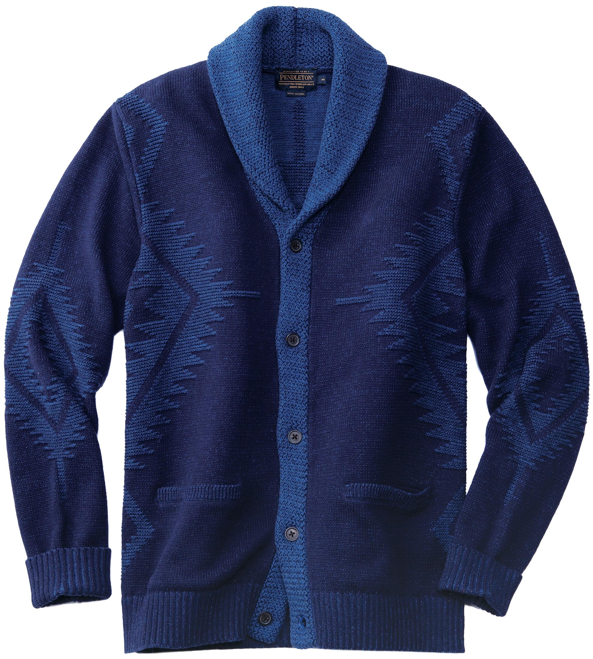 Pendleton Willamette Pass Cardigan, $159