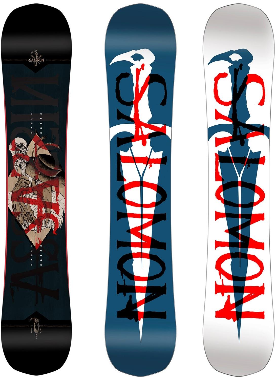 Salomon ASSASSIN Snowboard, $499.95