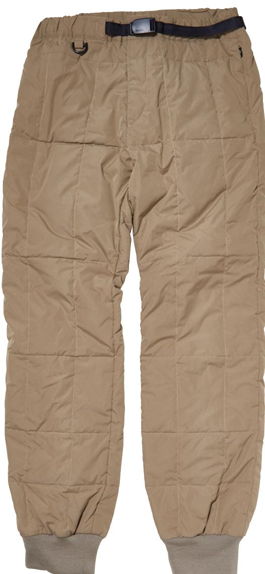 snow peak Flexible Insulated Pants, $190