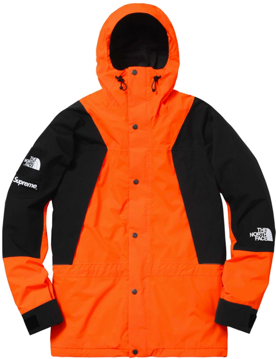 Supreme x The North Face Mountain Light Jacket, $338