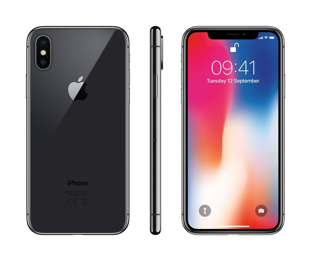 Apple iPhone X, $999 and up